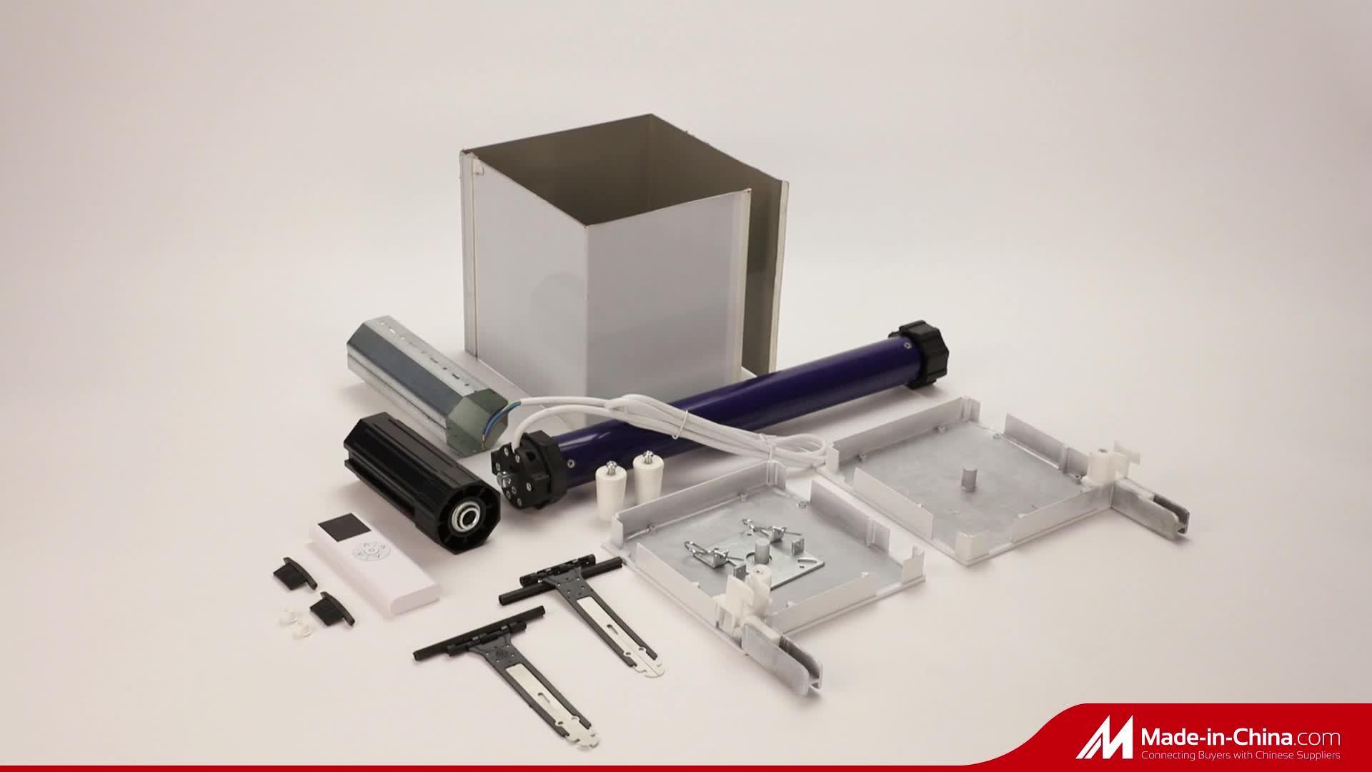 Rollmax AC buismotor, motorbuis voor ramen en deuren