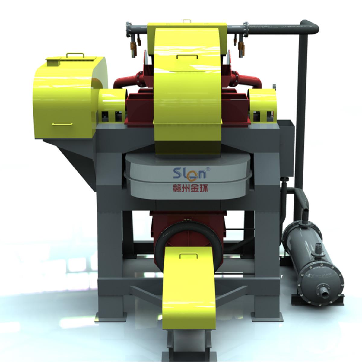 CE-zertifizierter magnetischer Separator mit hohem Gradient für Quarzsand