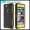 IP68 Mobile Cell Waterproof Case for iPhone 6 Plus with Fingerprint Scanner and Buttons