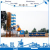 Overseas After-Sales Service Modular 75m3/H Stationary Concrete Mixing Batching Plant (HZS75)