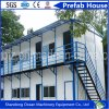Quickly Installation Prefabricated Steel House of Light Steel Structure and Sandwich Panels for People Living