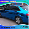 Chrome Blue Car Body Wrap Vinyl Film
