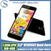Android 4.4.2 Mt6582 Built in Fingerprint Unlock / Gesture Sensor / Nfc 5.5 Inch Smart Phone (T1)