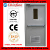 Steel Fire Door with Louver (CF-F005)