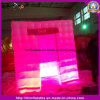 Trade Show Lighting Inflatable Photo Booth with LED for Party