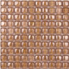 Pink Stone Glass Mosaic Wall Tile