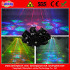 8 Claw Rgbyw LED and Fat-Beam Stage Laser Light