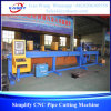 CNC Round Pipe Cutting Machine for Small Diameter