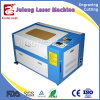 50W CO2 Mini Laser Engraving Machine for Engraving Glass Bottles Use Rotary