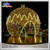 China Manufacturer LED Christmas Outdoor Giant Ball Decoration Light
