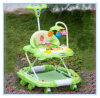 Wholesale 8 Wheels Baby Walker with Push Bar