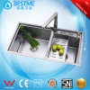Kitchenware Wash Sink 304 Satinless Steel Sinks 8546A