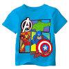 T Shirt Designing and Printing Boys′ Short Sleeve T-Shirt