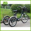 2017 Cargo Electric Trike with F/R Big Baskets