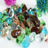 Cashew Shape Gemstone for Decoration