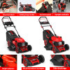 "22"" Professional Self-Propelled Lawn Mower with B&S 6.0HP"