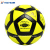 Latest Design Bright Yellow Waterproof Soccer Ball