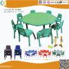 Kindergarten Wooden Octagon Table for Children