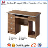 Computer Desk Table with Drawer and Locker