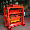 Manual Concrete Brick Block Making Machine (QTJ4-40) Interlocking Block Forming Machine