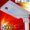8W Integrated Outdoor Solar LED Street Light