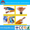 IEC 245-81 Standard Copper/CCA PVC Insuation Welding Yhf Cable
