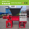Double Shaft Waste Plastic Jumbo Bags Shredder