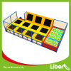 Various Sports Games Included Indoor Trampoline Center for Adults and Kids Both