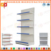 Manufactured Single Sided Customized Steel Supermarket Wall Shelving (Zhs588)
