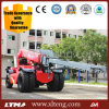 Ltma 10t Telehandler with Cummins Engine Telescopic Boom Forklift Price