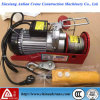 The Mini Type Electric Wire Rope Hoist for Sale