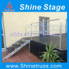 Outdoor Concert Stage Plywood Stage