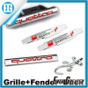 Front Grille Fender Side Sticker Back Car Emblem Badge