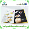 Offset Printing Brochure/Catalog for The Menu of Hotel