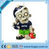 Customized Halloween Decoration Resin Skull Figurine