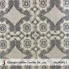 Big Pattern Nylon Cotton Lace Fabric (M3417)