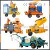 Cement Pump Machine Concrete Spraying Pump Shotcrete Selling