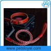 Factory High Quality Pet Accessories Leather Pet Lead Dog Leash