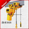 3t Electric Chain Hoist Low Headroom Hoist with Dual Speed