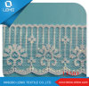 Good Quality French Design Tricot Lace Fabric in Stock