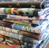 Colorful Print Fabric for Nice Dress/Garment/Other Design Clothing