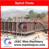 Monazite Recovery Equipment Spiral Chute Concentrator for Monazite Recovery Plant