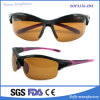 New Fashion Outdoor Sports Sunglasses Clear Brown Eyewear Glasses