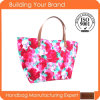 2016 New Fashion Contrast-Color Promotional Lady Tote Bag