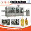 Pet Bottled Linear Type Edible Oil Filling Machine