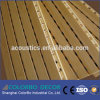 Conference Room Decoration Wood Timber Acoustic Panels