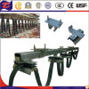 Crane Festoon Cable Systems Galvanized Steel Festoon Cable Trolley