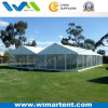 10X20m Outdoor Marquee Tent with Clear PVC Wall
