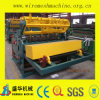 PVC Coated Wire / Galvanized Wire Welded Wire Mesh Machine