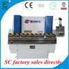 Wc67k-40t/1600 Double Servo Hydraulic CNC Press Brake with MD320 Numeric System for Sale